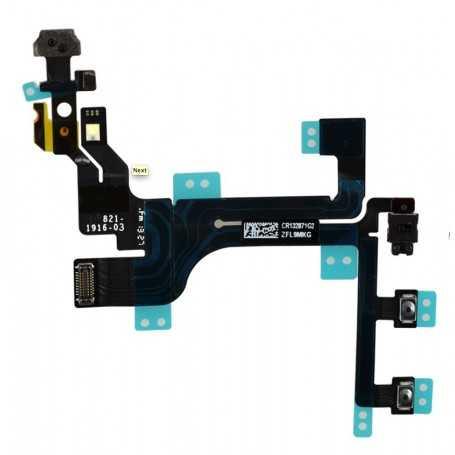 Nappe Volume/Vibreur/Power pour iPhone 5C