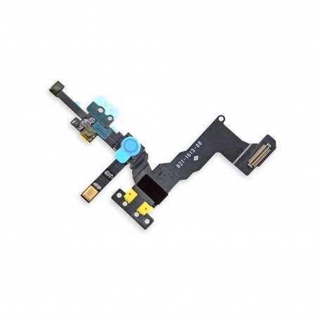 Nappe Caméra avant + Sondes pour iPhone 5C