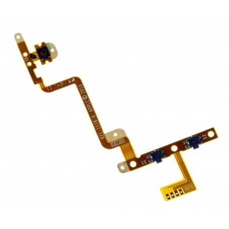 Nappe Power, Volume pour iPod Touch 4