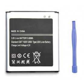 Batterie Samsung Galaxy S4 + Outil