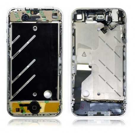 Chassis complet pour iPhone 4 Noir