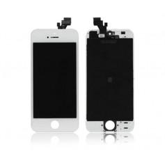 Ecran original pour iPhone 5 Blanc : Vitre Tactile + Ecran LCD