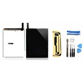 Kit Ecran/Dalle LCD pour iPad Mini 2 et 3 (WiFi & 3G) + Outils iPad Mini + Autocollant 3M