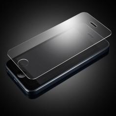 Vitre de protection pour iPhone 5, 5C, et 5S en verre trempé
