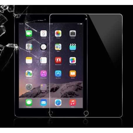 Vitre de protection pour iPad Air en verre trempé